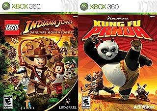 Lego Indiana Jones: The Original Adventures / Kung Fu Panda (Renewed)