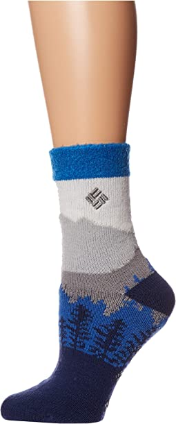 Mountain Range Lodge Sock 1-Pack