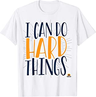 Best i can do hard things shirt Reviews
