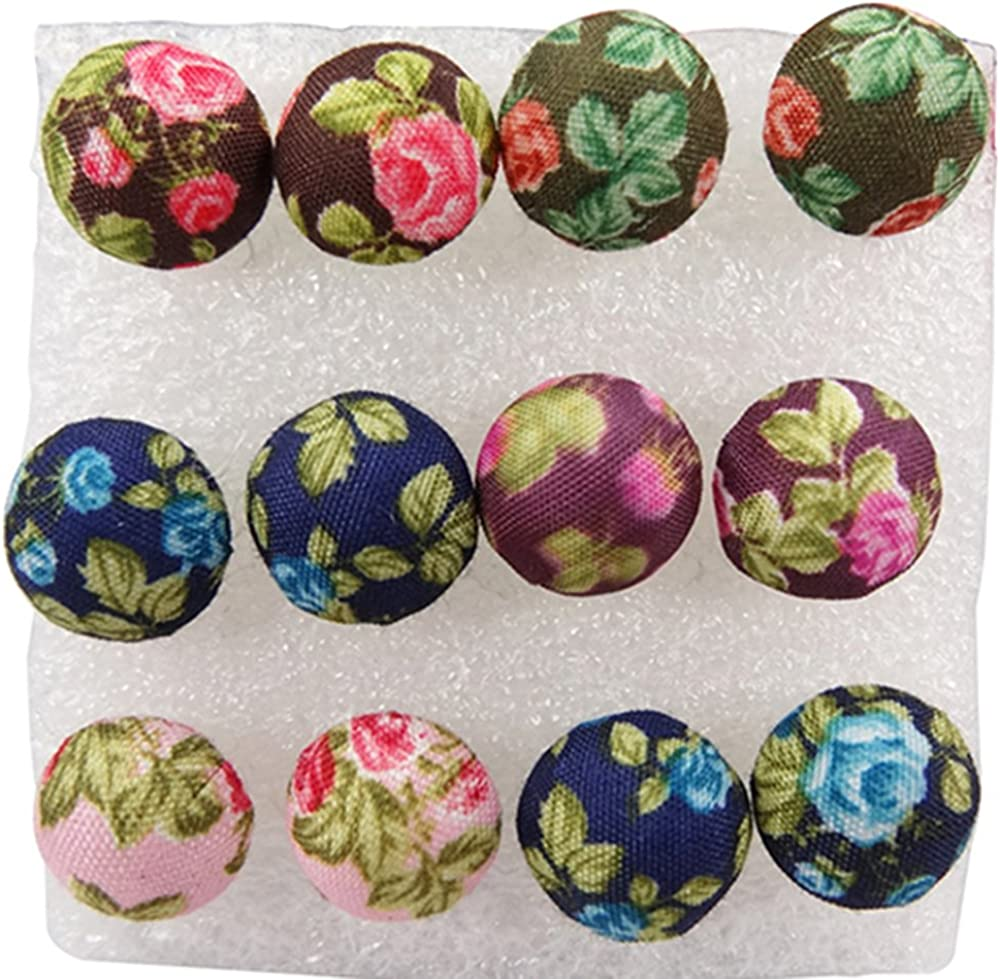 Button stud colorful earrings great for kids and playful parties birthday pink and lime studs