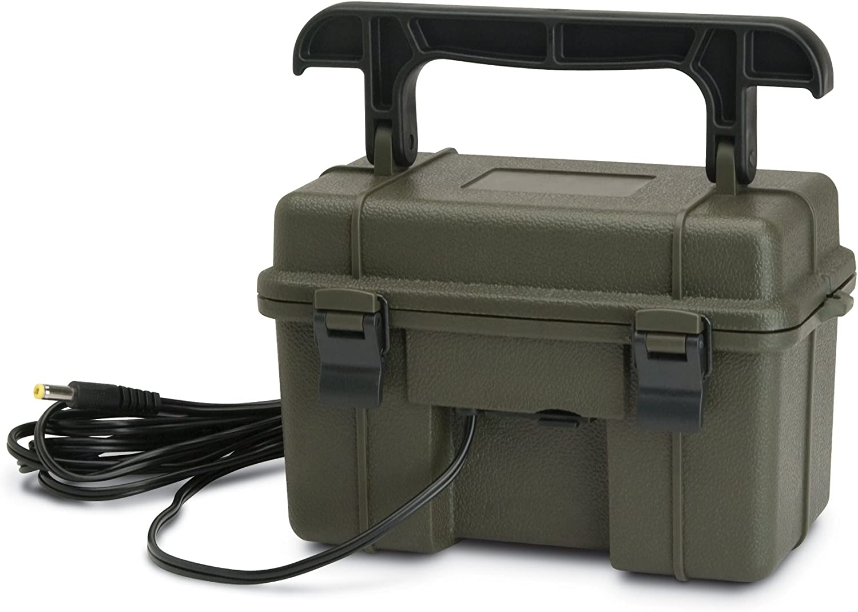 toma Stealth Stealth Stealth Cam 12V Battery Box  elige tu favorito