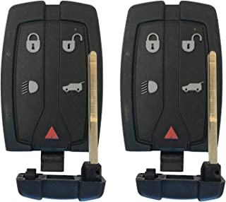 Replacement For 2008-2012 Land Rover LR2 Keyless Entry Smart Remote 5 Btn 315MHz FCCID:NT8TX9,by AUTOKEYMAX (PAIR)