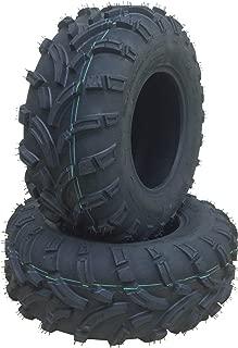 Set of 2 WANDA ATV/UTV Tires 26x9-12 /6PR P373-10259 …