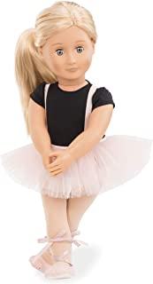 Our Generation Ballet Doll With Tutu Skirt