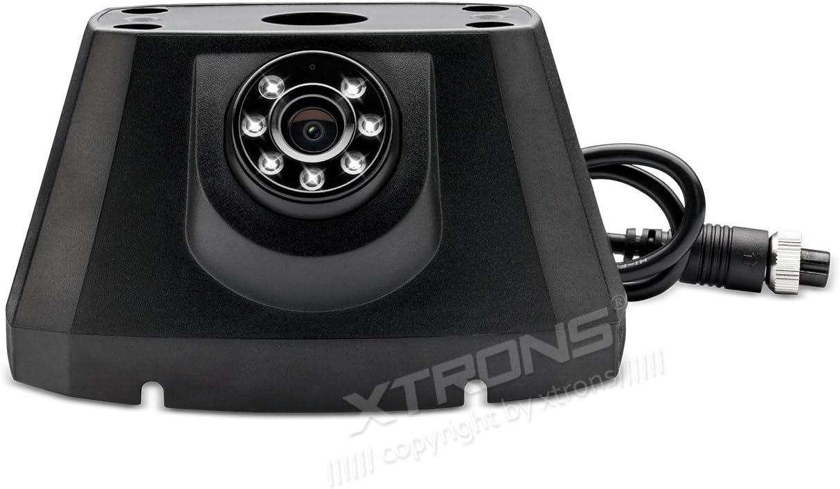 Award-winning store XTRONS Third Brake Light Backup Rear View Camera for Dod Chicago Mall Parking