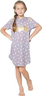 Girls' Batgirl Cold Shoulder Star Nightgown
