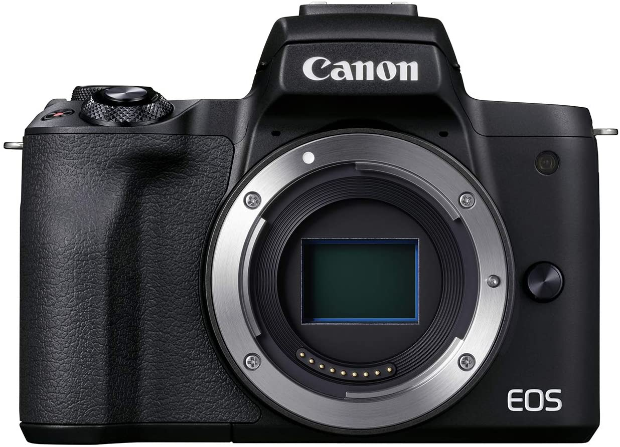 Canon Quality inspection EOS M50 Mark Max 79% OFF II Black Body