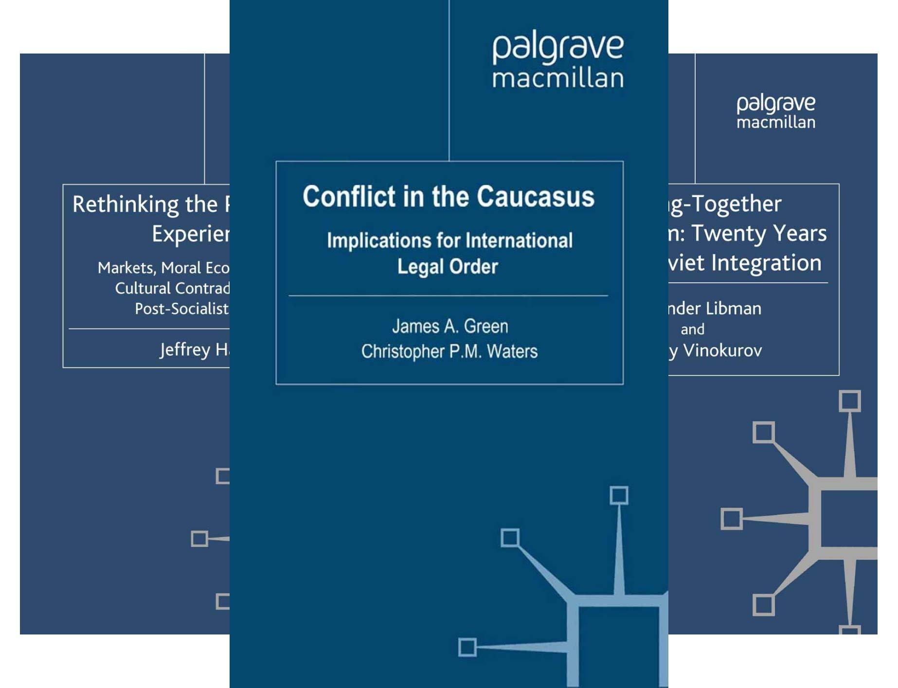 Euro-Asian Studies (6 Book Series)
