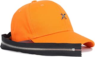 TokLask Fashion Letter Cap Cotton Baseball Cap for Men Women Adjustable Hip Hop Dad Hat Bone Garros