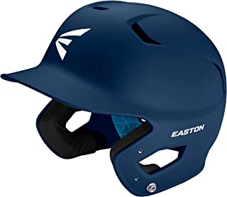 Easton Z5 2.0 Batting Helmet Matte Color Series | Baseball Softball | 2020 | Dual-Density Impact Absorption Foam | High Impact Resistant ABS Shell | Moisture Wicking BioDRI Liner | Removable E