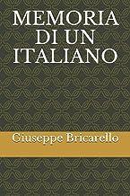 Memoria di un italiano (Italian Edition)