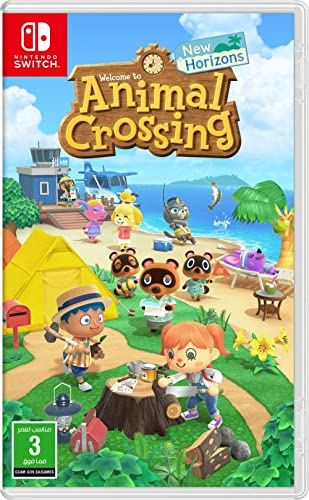 Nintendo animal crossing: new horizons B07SL6ZXBL