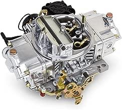 Holley Performance 0-83570 Street Avenger Carburetor, 4 Barrels, 570 CFM, Vacuum Secondary, Electric Choke, Aluminum
