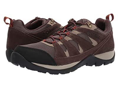 Columbia Redmondtm V2 Waterproof (Mud/Dark Adobe) Men