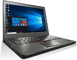 Used Thi nkPad X250 Laptop Intel Core i5 5200U 4GB RAM 500GB HDD Windows10 , with Office, Black 12.5inch, Webcam , Japanes...