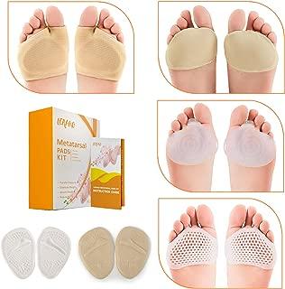 Best metatarsal foot pad Reviews
