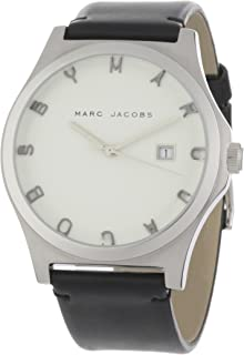 Marc by Marc Jacobs Men's MBM5010 Henry White Dial Watch