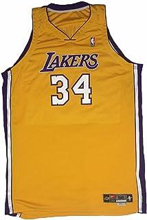 8ddfb0440 Shaquille O Neal Game Worn Jersey 1999-2000 NBA Finals Championship Season  LOA -