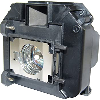 IET Lamps Power by Ushio for EPSON G5200WNL Projector Lamp Replacement with Genuine Original OEM Bulb