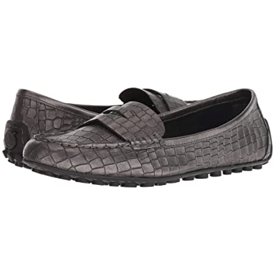Born Malena (Pewter Croc Metallic) Women