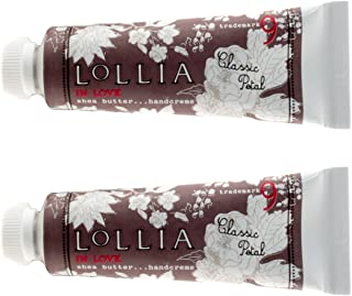 Lollia Petite Size Shea Butter Handcreme 2 Piece Gift Set - In Love