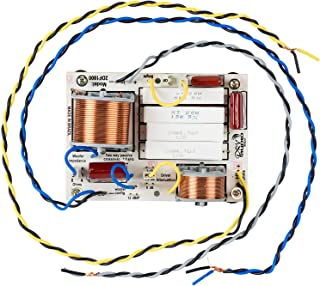 PRV Audio 2DF1800 Two-Way Crossover Board 1800Hz with Driver Attenuation 8 Ohms
