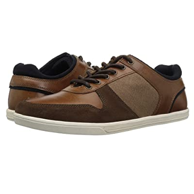Crevo Irvine (Chestnut Leather/Suede) Men