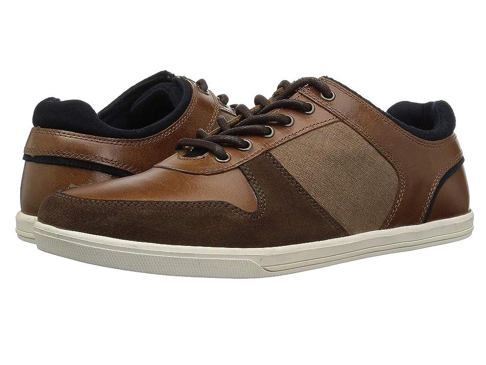 Crevo Irvine (Chestnut Leather/Suede) Men