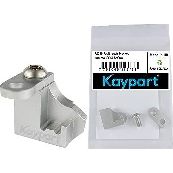 Akozon Collecteur dadmission Kit de r/éparation P2015 pour TDI CR 03L129711E