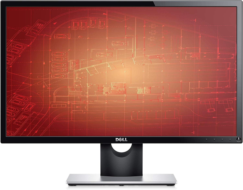 DELL SE2416H 23.8 INCH Monitor Wide IPS LED 1920 X 1080 VGA & HDMI