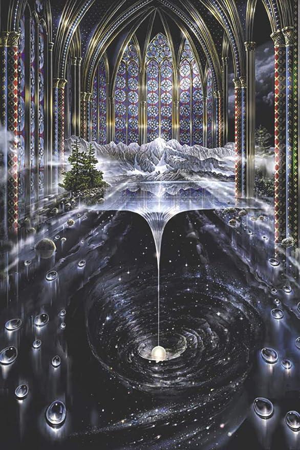 """Genesis II by John Stephens 24/""""x36/"""" Art Print Poster"""