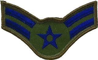 USAF Chevron Subdued (Pair)