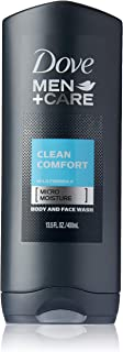 Dove Men+Care Body Wash Clean Comfort, 400ml
