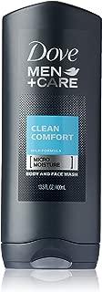 Dove Men+Care Body Wash Clean Comfort, 400ml