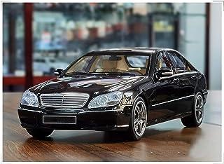 合金ダイキャストカー 1:18スケールダイカストカーモデルS65用シミュレーションカーモデルS-c-lass用W220ダイカスト車両コレクション用 ミニカーダイ