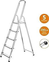 Amazon.es: 50 - 100 EUR - Escaleras plegables / Escaleras de mano: Bricolaje y herramientas