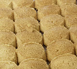David's Cookies Frozen Cookie Dough (Snickerdoodle & Snickerdoodle)