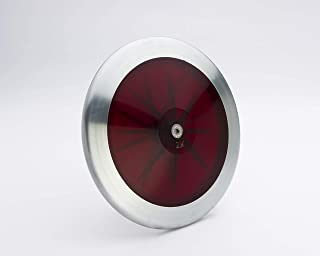 Eastern Atlantic New - NFHS Red Prism 1.6 Kilo Discus (93% Rim Weight)