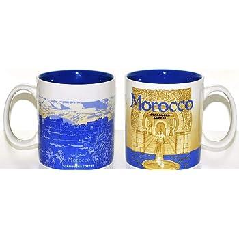 Starbucks Morocco Global Icon Series Mug 16 Oz