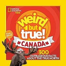 Weird But True! Canada