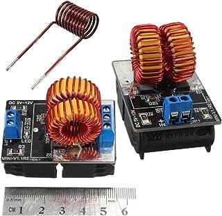 GAOHOU5V-12V低電圧ZVS誘導加熱電源モジュールボードコイルWT付き