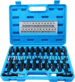 8MILELAKE Terminal Release Kit 23PC Universal Terminal Connector Release Tool