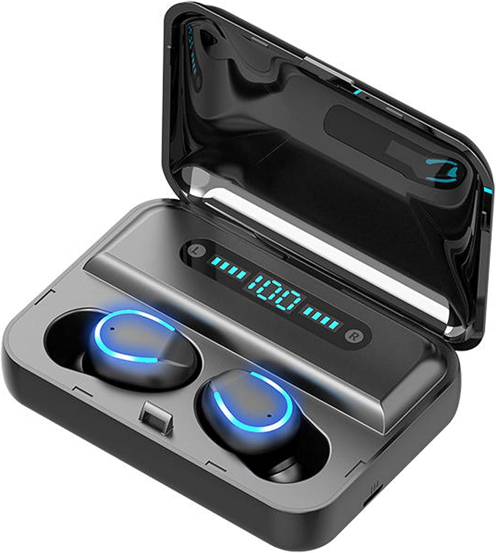 Earbuds,Bluetooth Headphones, Wireless Earbuds,Bluetooth Earbuds,Wireless Earbuds Bluetooth (Black)