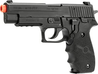 Evike KWA Airsoft M226-LE Metal Pistol with Hogue Grip