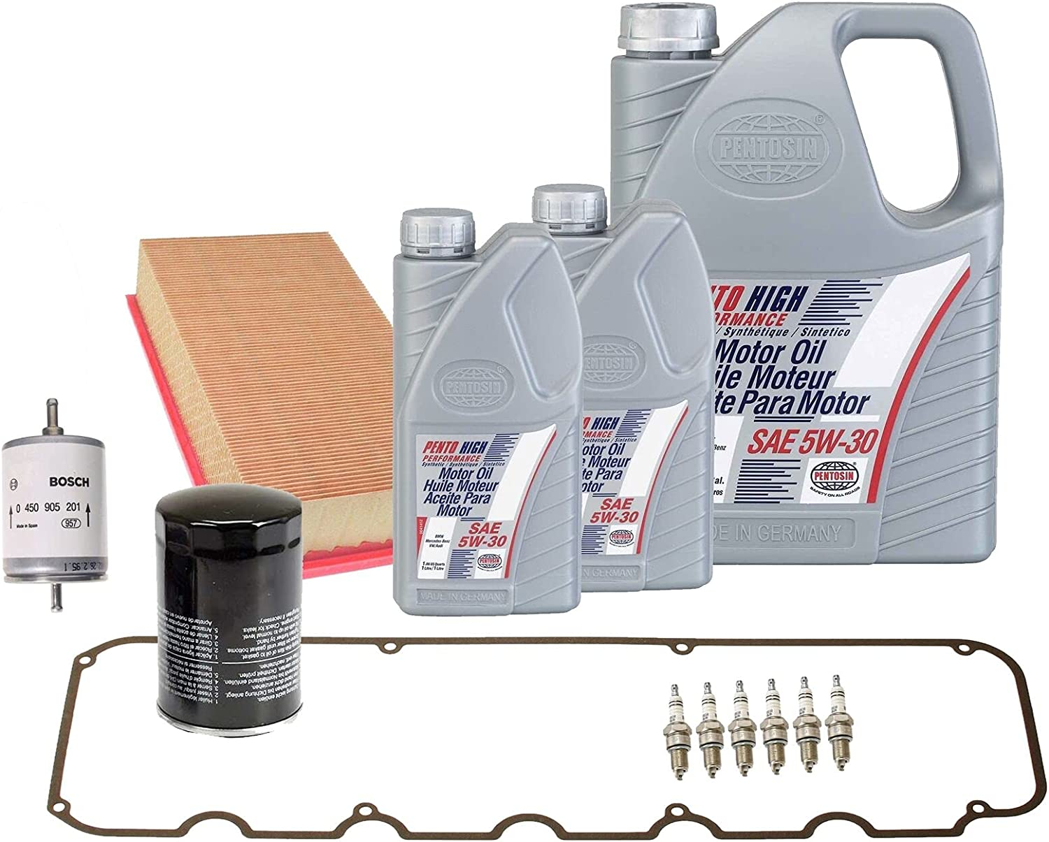 Tune Up and Filters kit Finally resale start with 528e BMW 19 E28 Oil Compatible low-pricing
