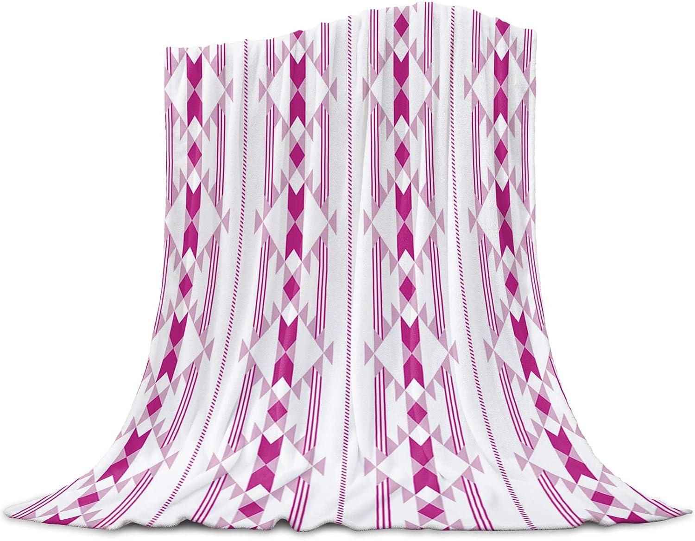 SODIKA Fleece Blanket Plush Throw Lightweight SEAL limited product Finally resale start Fuzzy Super Soft M