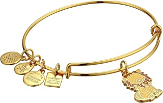 Alex and Ani Women's Charity by Design - Lion Bangle