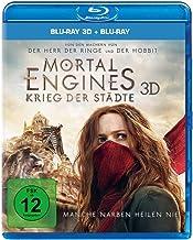 Mortal Engines - Krieg der Städte: Blu-ray 3D + 2D / 2 Disc