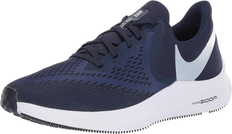 NIKE Zoom Winflo 6, Zapatillas de Atletismo Hombre
