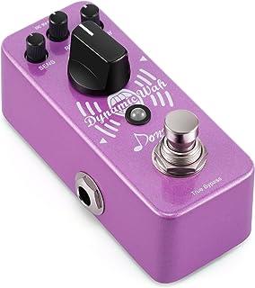 Donner mini Auto Wah Dinámico Wah Pedal Efectos para Guitarra